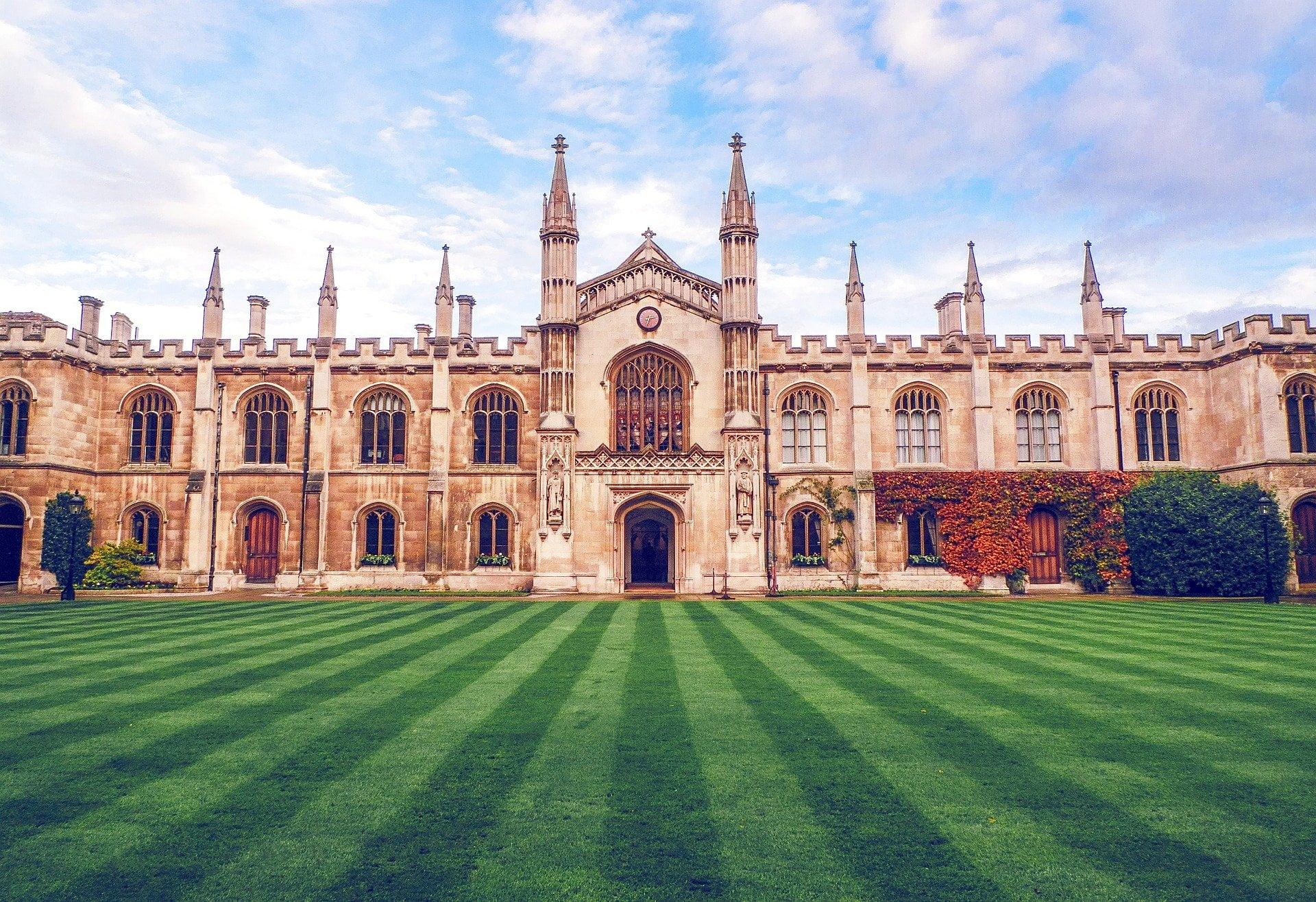 ¿Por qué Cambridge?